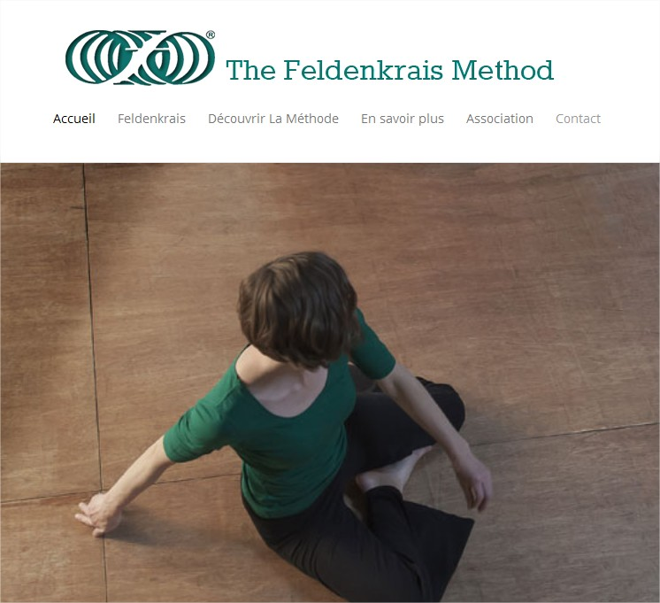 Acceuil The Feldenkrais Method